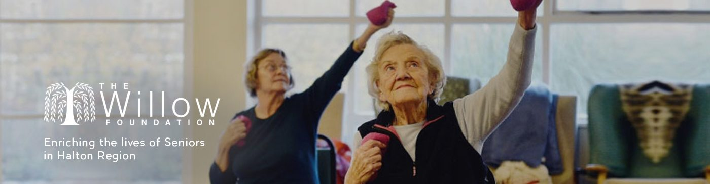 active seniors in halton